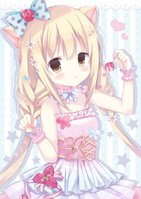 yande.re 363066 animal_ears dress futaba_anzu loli the_idolm@ster the_idolm@ster_cinderella_girls utsumi_sae.jpg