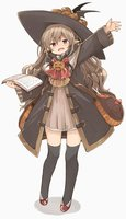 yande.re 375187 dress halloween murakami_meishi pointy_ears thighhighs witch.jpg