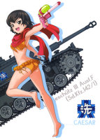 yande.re 404832 ass bikini caesar girls_und_panzer gun silhouette swimsuits.jpg