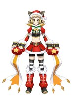 yande.re 477280 animal_ears bike_shorts christmas kaneko_akifumi senki_zesshou_symphogear thighhighs.jpg