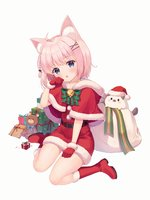 yande.re 503363 animal_ears christmas dress foreign_blue heels nekomimi1.jpg