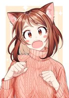 yande.re%20538328%20animal_ears%20boku_no_hero_academia%20lukapang%20nekomimi%20sweater%20uraraka_ochako.jpg